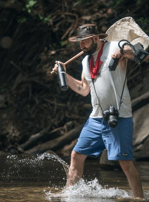 Discover new species of Borneo